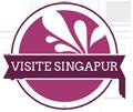 Visite Singapur Logo